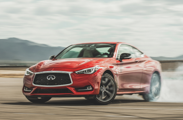 This Immersive Instagram Experience Puts Users in the Driver's Seat of an INFINITI Q60