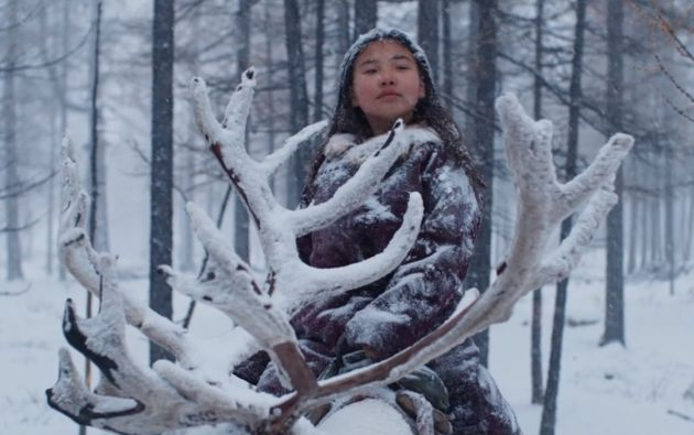 Mongolia's Reindeer People Confront Pollution in Poignant Double Music Video