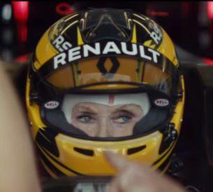 GOLDSTEIN Scores Record Breaking Renault F1 Film
