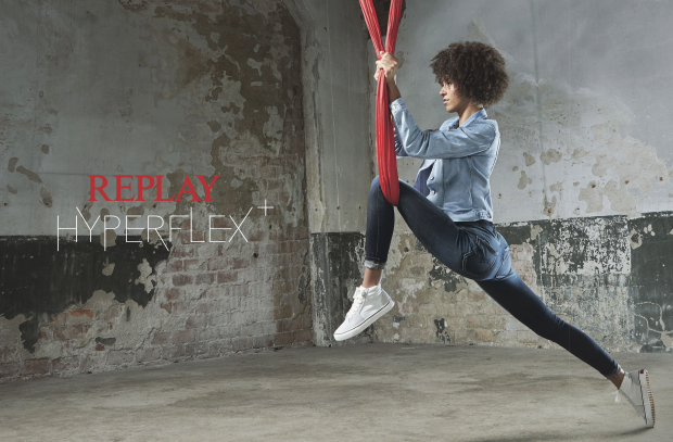 Replay's 'HyperTrain' Campaign Pokes Fun at Weird and Wonderful Fitness Fads