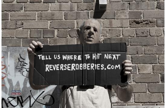 Reverse Robberies via The Monkeys