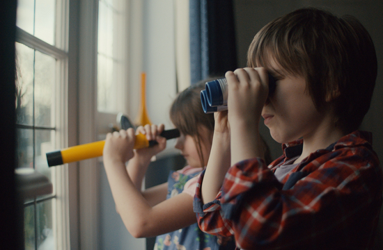 Mum Gets Creative with the Truth in Ribena Ad