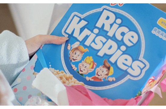 Mcasso Compose Kellogg's Rice Krispies Track