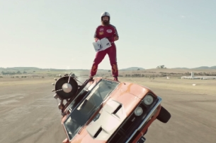 Captain Risky Rides Again in 303 Lowe's New Budget Direct Insurance Ad