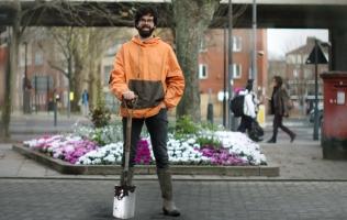 Leo Burnett London Goes Guerrilla Gardening for New Co-op Bank Film