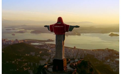 How McCann Helped Christ the Redeemer Celebrate the World Cup
