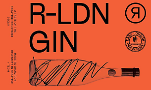 D&AD and R-LDN Release Limited-Edition Gin That's Distilled from Diversity