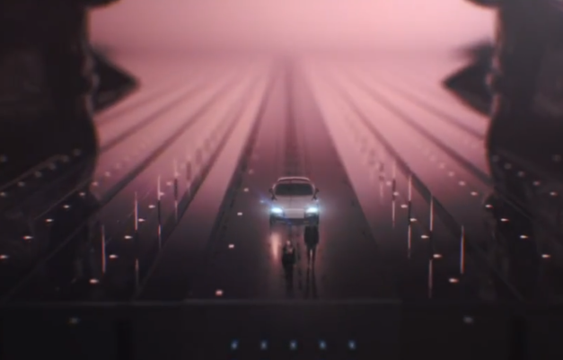 Enter an Epic Sci-Fi Landscape in Spec Ad for Rolls-Royce