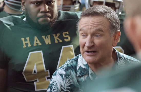 Snickers 'Coach' with Robin Williams