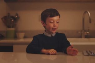 Robinsons Delivers Dinner Party Tips in New Saturday Morning Idents