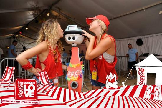 Coca-Cola 'The Social Robot'