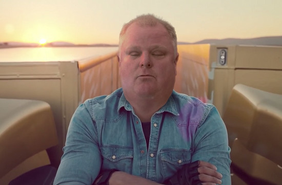 Behind the Scenes on Rob Ford's Most Epic of Splits