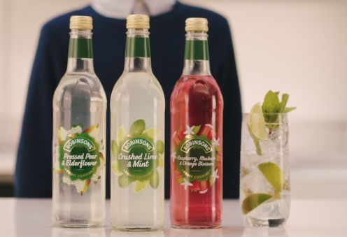 m/SIX Secures Robinsons Cordials Sponsorship with James Martin's Saturday Morning