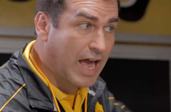 Rob Riggle Stars in Latest Eastbay Spot