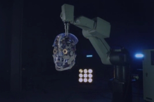 Poke Enlists Robots & Drones for New Here East Campaign