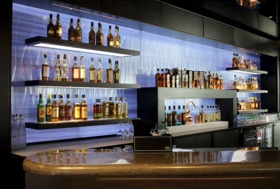Sedley Place Crafts In-house Bar at Diageo's London Headquarters