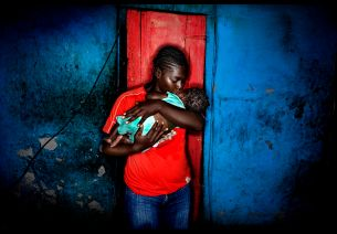 Hope For Haiti: The Pink Door Photographs