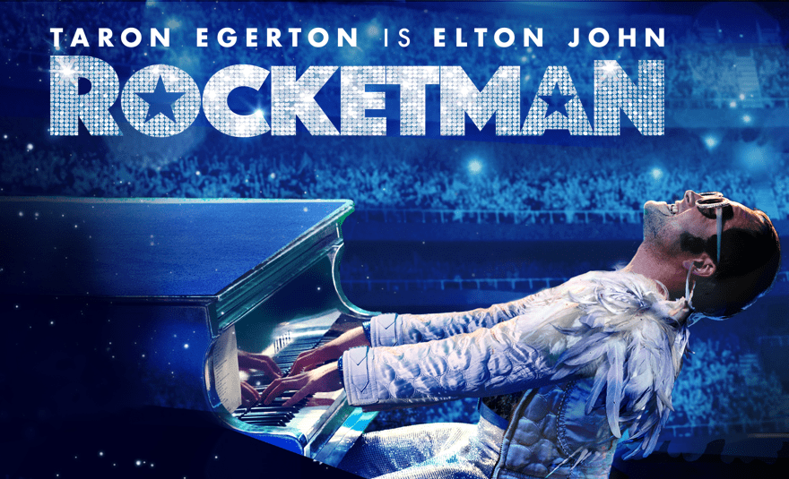 Rocketman – A Serious Blast from the Past