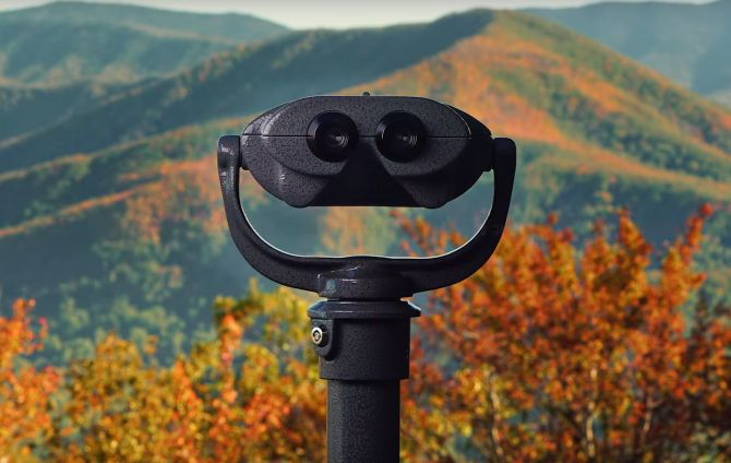 Tennessee Tourism Lets Colour Blind People Experience Fall Foliage for the First Time