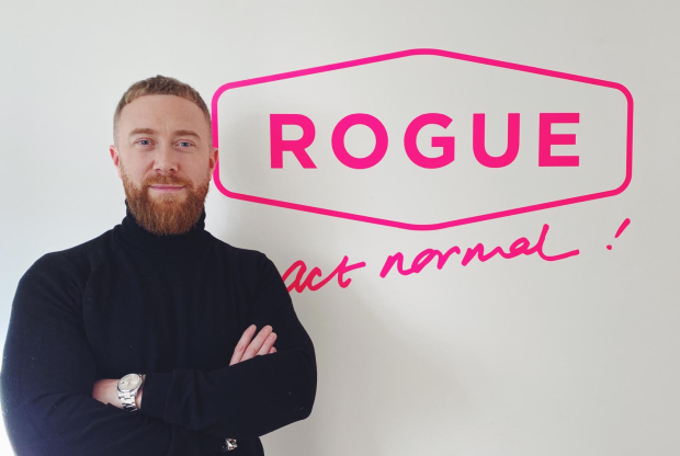 Charlie Roberson Joins Rogue as Head of Talent