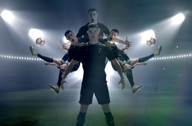 Cristiano Ronaldo Takes the Long Walk in Clear Campaign with Cherry Cherry VFX