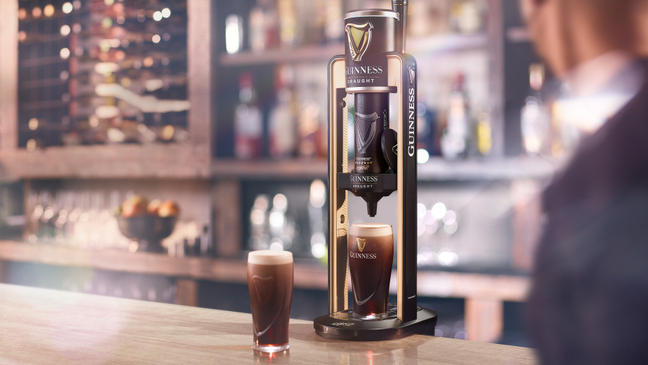 Guinness' Latest Innovation is So Small, it Comes in a Can