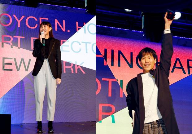 Joyce N. Ho and Kenta Shinohara Win Special Recognition at Young Guns 17 Awards Ceremony