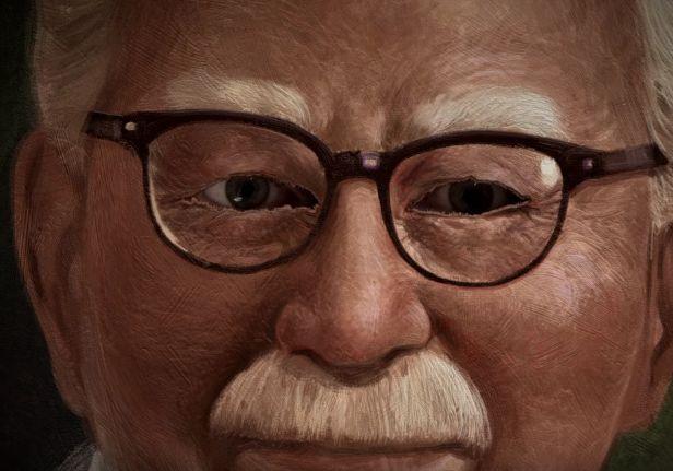 KFC's VR Training Experience is a Futuristic, Creepy Delight