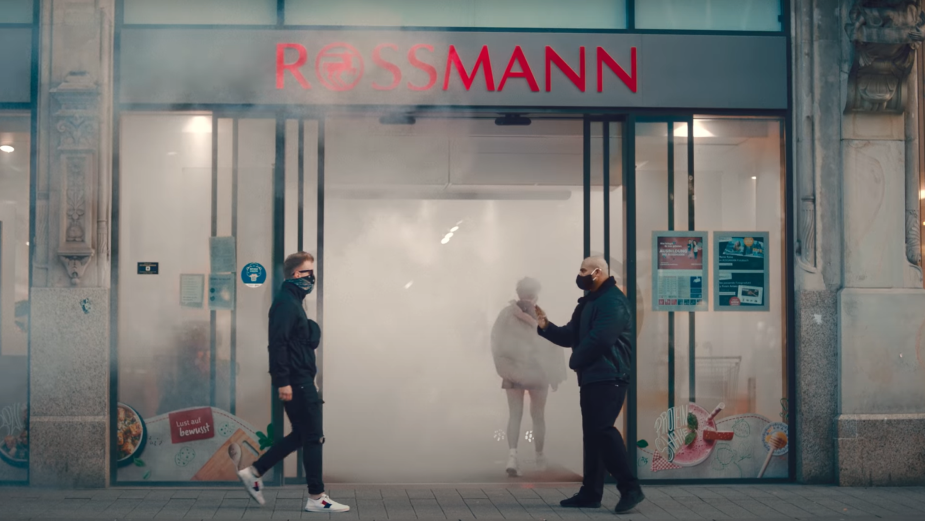 A Smoke-Filled Store Plays Nightclub in German Retailer Ad in Support of Club Industry