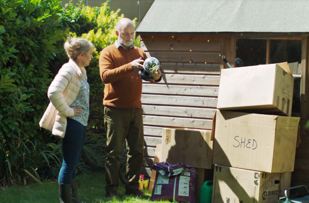 Royal Mail's Latest Ad Makes Sure We Don't Forget Our Identity When Moving House