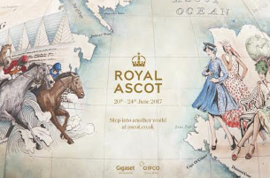 Antidote Celebrates The History of Royal Ascot With Beautiful Globe Artwork