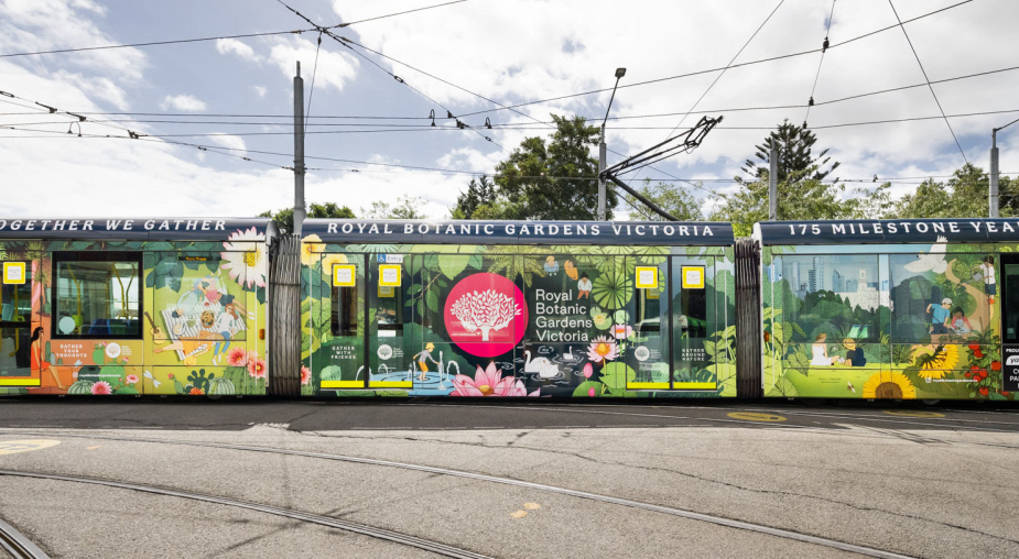 Royal Botanic Gardens Victoria Celebrates 175th Year with 'Together We Gather' Campaign