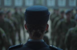 Men and Women Train for Leadership in New Dutch Ministry of Defence Film