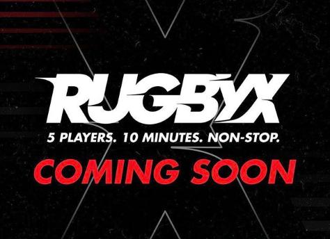 Dark Horses Creates Brand Identity for New Short Form Sport RugbyX