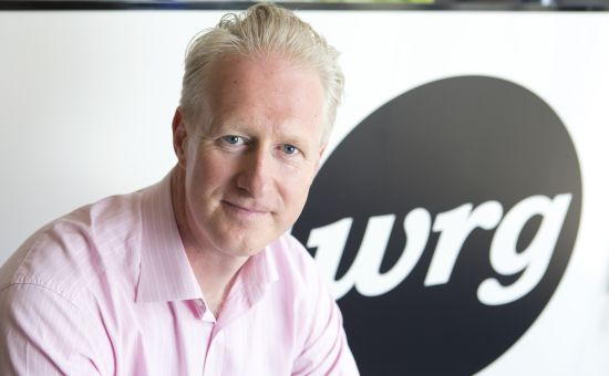 WRG Taps Ex-Havas Worldwide CEO Russ Lidstone