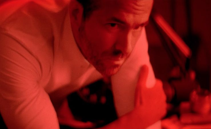 Ryan Reynolds Is on the Run in Suave New Spot for Armani