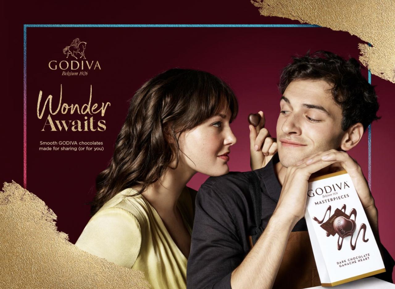 A Chocolate Love Story in Govida's 'Wonder Awaits' Campaign by McCann London