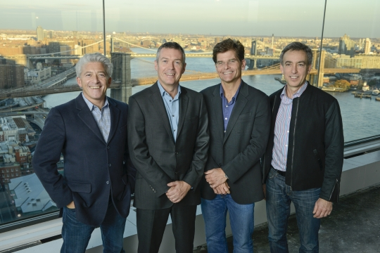 M&C Saatchi WW Purchases Minority Stake in New York Agency SS+K