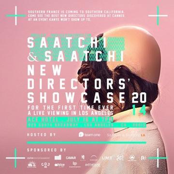 Team One & Saatchi LA Host New Directors' Showcase at Ace Hotel