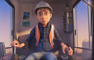 Lonely Crane Driver Gets a Sweet Surprise in New McVitie's Campaign