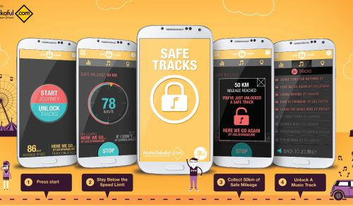 How Creative Juice Tamed The Road With Safe Tracks App