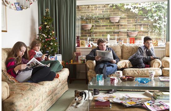 Sainsbury's 'Christmas Days' via AMV BBDO