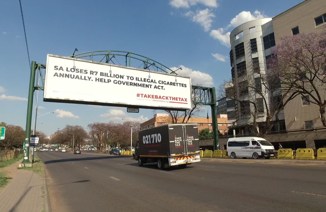 #TakeBackTheTax Ignites Change to Tackle the Illegal Cigarette Trade in South Africa