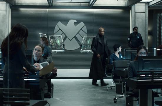 Samuel L. Jackson Stars as Nick Fury in Sky Broadband Shield Ad