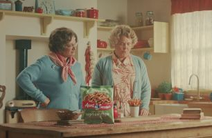 Aunt Bessie's Drops Its Nanas in Latest Campaign from St Luke's