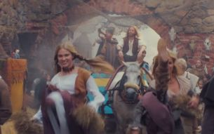 Sanoma Media Presents a Medieval Lesson in 21st Century Advertising