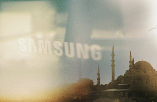 Ruben Latre Heads to Istanbul for Samsung Social Responsibility