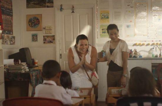 Samsung on 'The School the Tsunami Built'