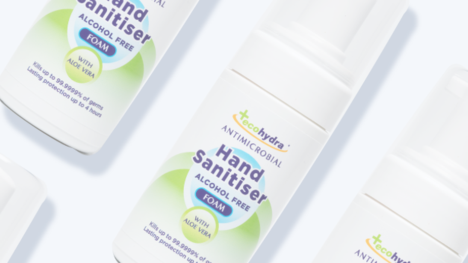 Hand Hygiene Brand EcoHydra Appoints BMB for First Consumer Campaign