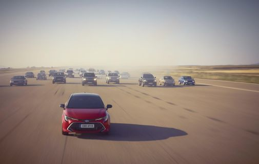 Travel Through Automotive History with New Toyota Campaign from The&Partnership